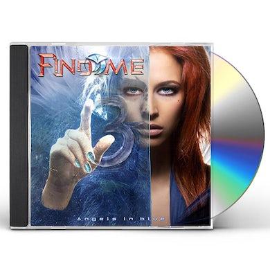 FIND ME ANGELS IN BLUE CD