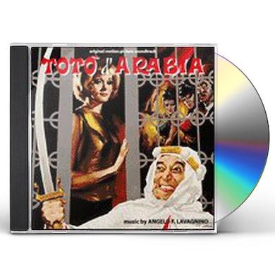Angelo Francesco Lavagnino TOTO D'ARABIA CD