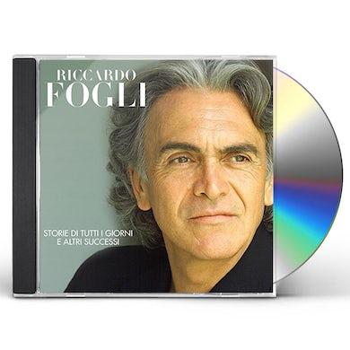 Riccardo Fogli STORIE DI TUTTI I GIORNI E ALTRI SUCCESSI CD