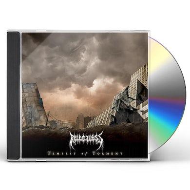 Relentless TEMPEST OF TORMENT CD