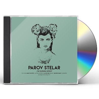 Parov Stelar BURNING SPIDER CD