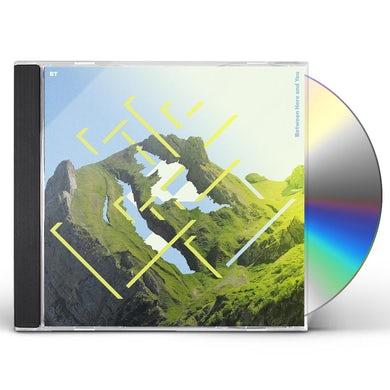 BT Between Here And You CD