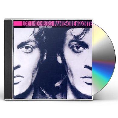Udo Lindenberg PANISCHE NACHTE CD