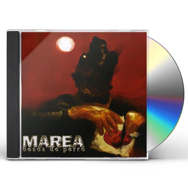 MAREA BESOS DE PERRO CD
