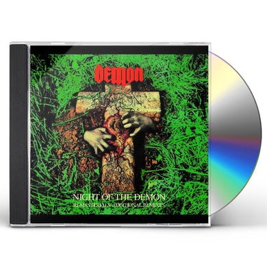 NIGHT OF THE DEMON (REMASTERED) CD