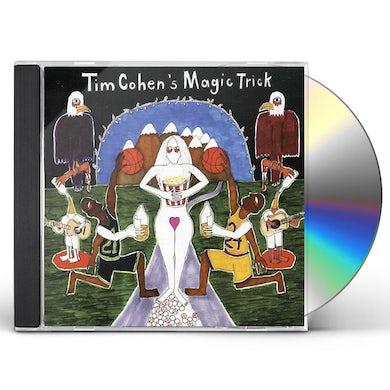 Tim Cohen MAGIC TRICK CD