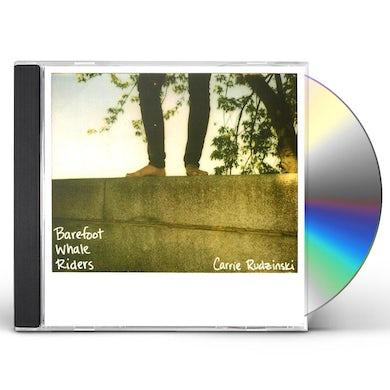 Carrie Rudzinski BAREFOOT WHALE RIDERS CD
