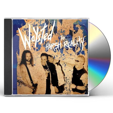 Waysted HARSH REALITY CD