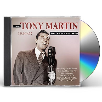 Tony Martin HIT COLLECTION 1936-57 CD