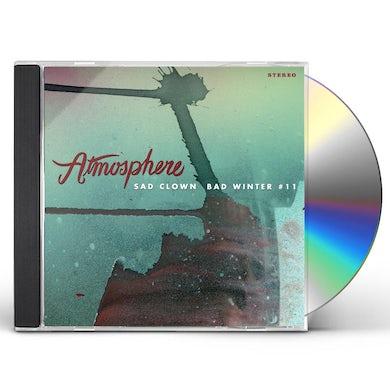 Atmosphere SAD CLOWN BAD WINTER 11 CD