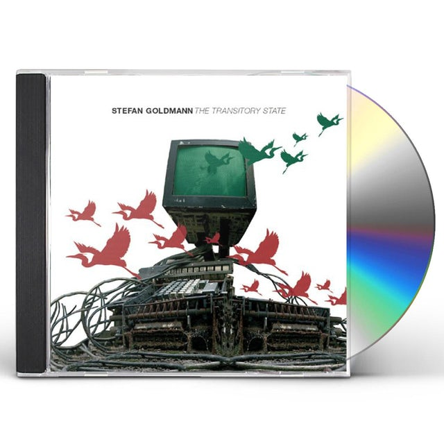 Stefan Goldmann TRANSITORY STATE CD
