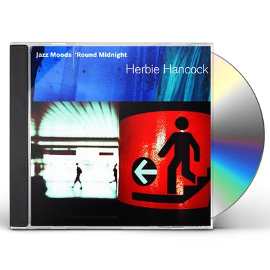 Herbie Hancock JAZZ MOODS: ROUND MIDNIGHT CD