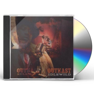 Outkast  IDLEWILD CD