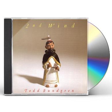 Todd Rundgren 2ND WIND CD