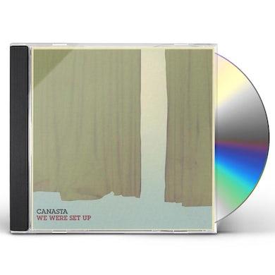 WE WERE SET UP CD
