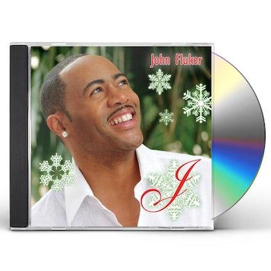 John Fluker J IS FOR JOY CD