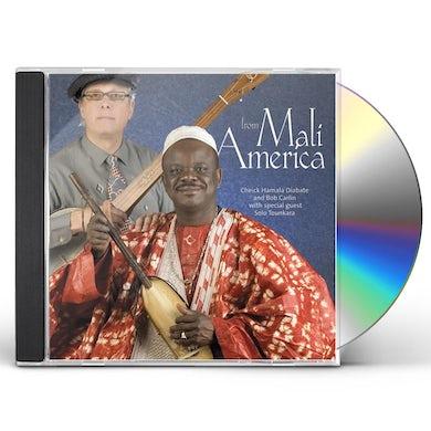 Cheick Hamala Diabate FROM MALI TO AMERICA CD