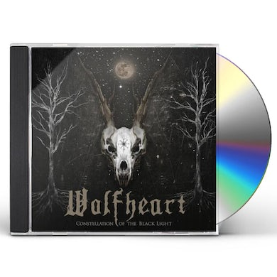 Wolfheart CONSTELLATION OF THE BLACK LIGHT CD