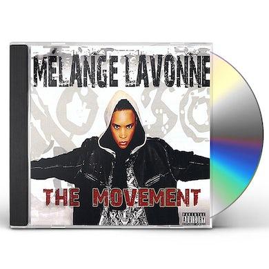Melange Lavonne MOVEMENT CD