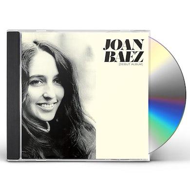 Joan Baez DEBUT ALBUM CD