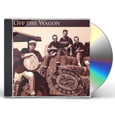 Seamus Stout OFF THE WAGON CD
