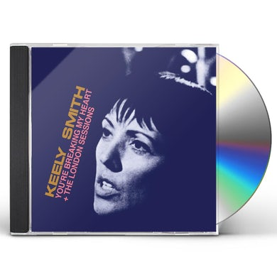 YOU'RE BREAKING MY HEART (EXPANDED EDITION/JEWEL CASE) CD