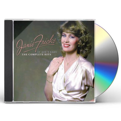 Janie Fricke IT AIN'T EASY - THE COMPLETE HITS CD