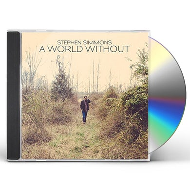 Stephen Simmons WORLD WITHOUT CD
