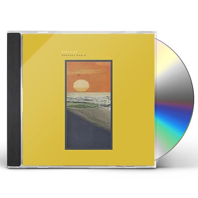 teen daze MORNING WORLD CD