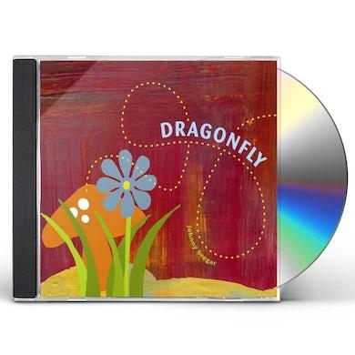 Johnny Bregar DRAGONFLY CD