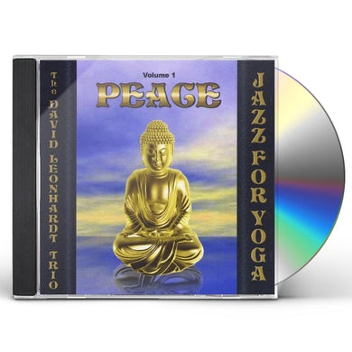 David Leonhardt JAZZ FOR YOGA PEACE 1 CD