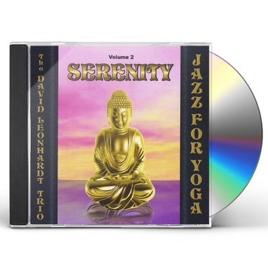 David Leonhardt JAZZ FOR YOGA SERENITY 2 CD