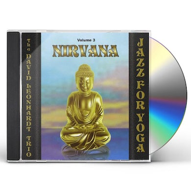 David Leonhardt JAZZ FOR YOGA NIRVANA 3 CD