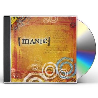 MANIC EP CD