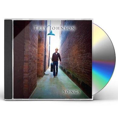 Trey Johnson SONGS CD