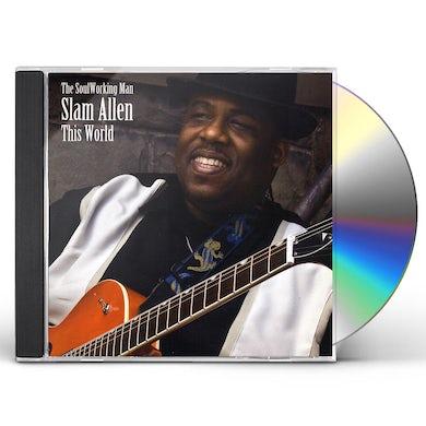 Slam Allen THIS WORLD CD