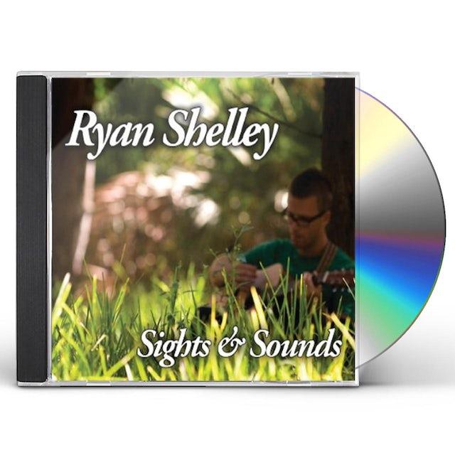 Ryan Shelley SIGHTS & SOUNDS CD