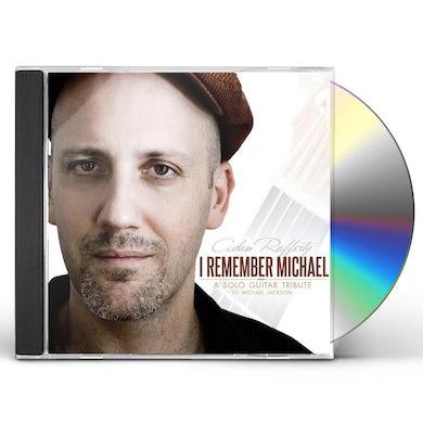 Adam Rafferty I REMEMBER MICHAEL (M JACKSON SOLO GUITAR TRIBUTE) CD