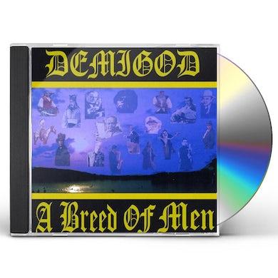 Demigod BREED OF MEN CD