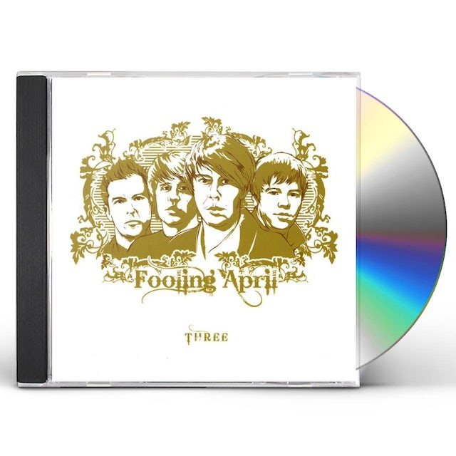 Fooling April THREE CD