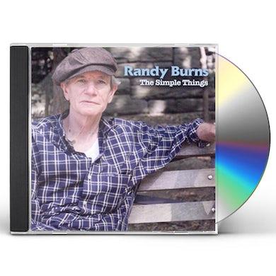 Randy Burns SIMPLE THINGS CD
