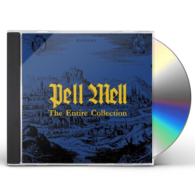 Pell Mell ENTIRE COLLECTION CD