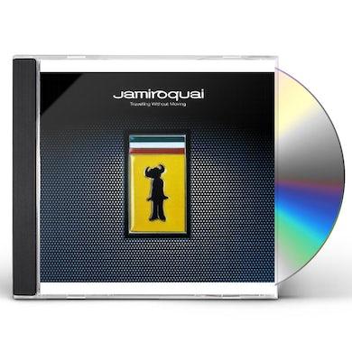 Jamiroquai TRAVELLING WITHOUT MOVING CD