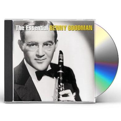 ESSENTIAL BENNY GOODMAN CD