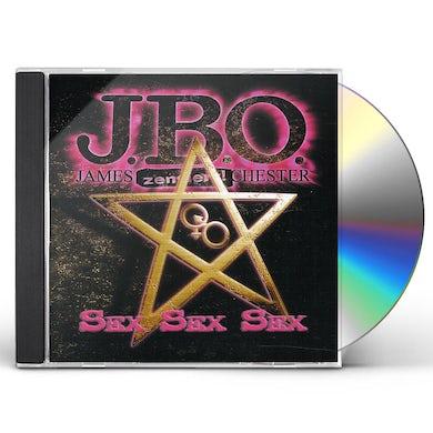 J.B.O. SEX SEX SEX CD