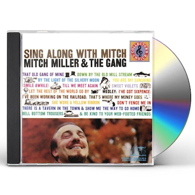 Sing Along with Mitch CD