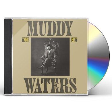 Muddy Waters KING BEE CD
