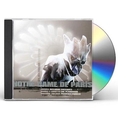 Riccardo Cocciante NOTRE DAME DE PARIS CD
