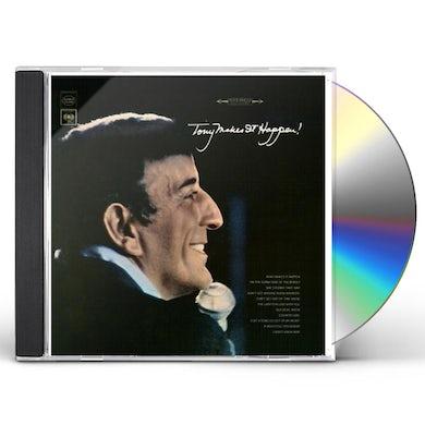 Tony Bennett TONY MAKES IT HAPPEN CD