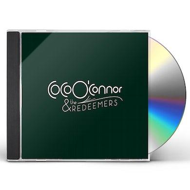 Coco O'Connor SILVER QUEEN CD